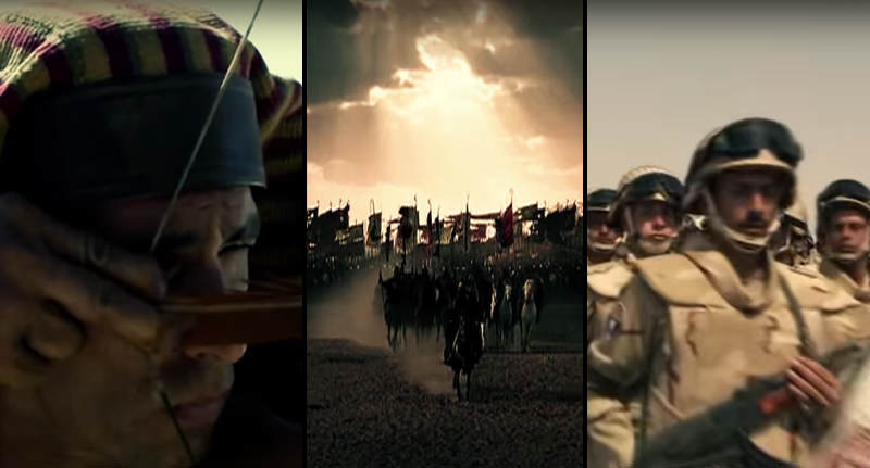 FaceThumb 49 Egyptian Army Goes Full Hollywood In Epic Recruitment Video