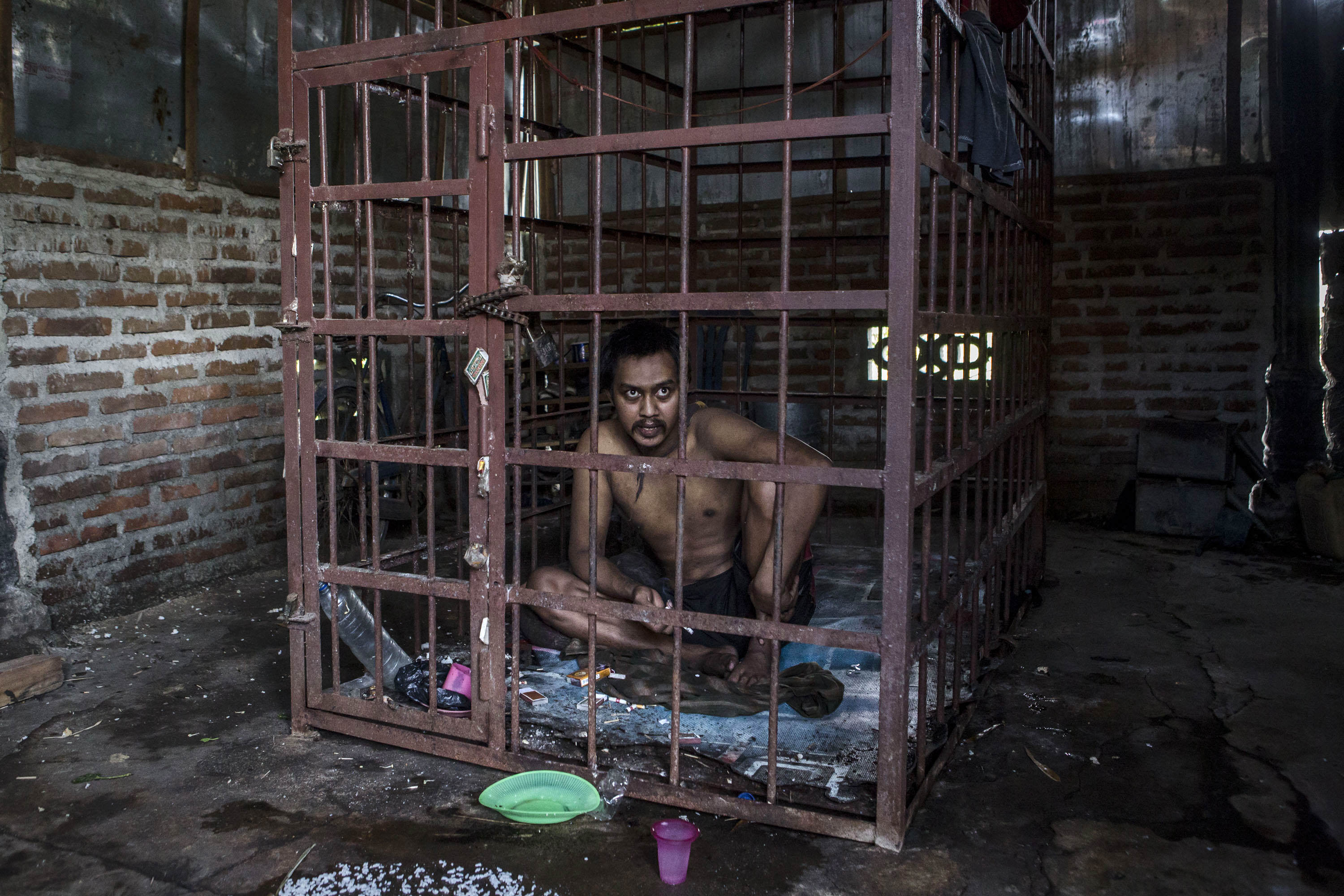 Thousands Of Mentally Ill Patients Are Locked Away In Harrowing Indonesian Villages GettyImages 517857438