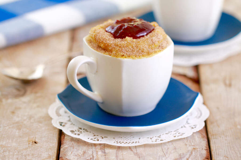 This Is How To Make A Jam Doughnut In A Mug IMG 9790 1 1024x682 1