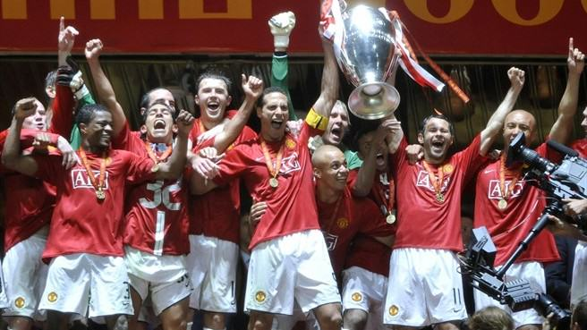 Five Of Manchester Uniteds Most Memorable European Nights Man U ucl 08