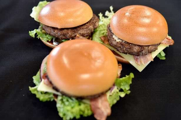 McDonald's Launches New Range Of Posh Burgers McDonalds Signature Collection