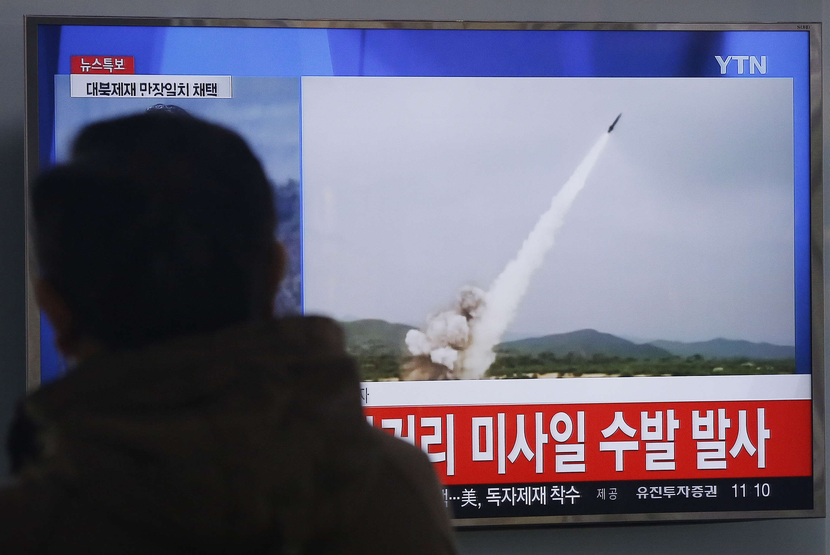 PA 25717851 1 North Korea Threatens Nuclear Strike Of Justice Against Its Enemies