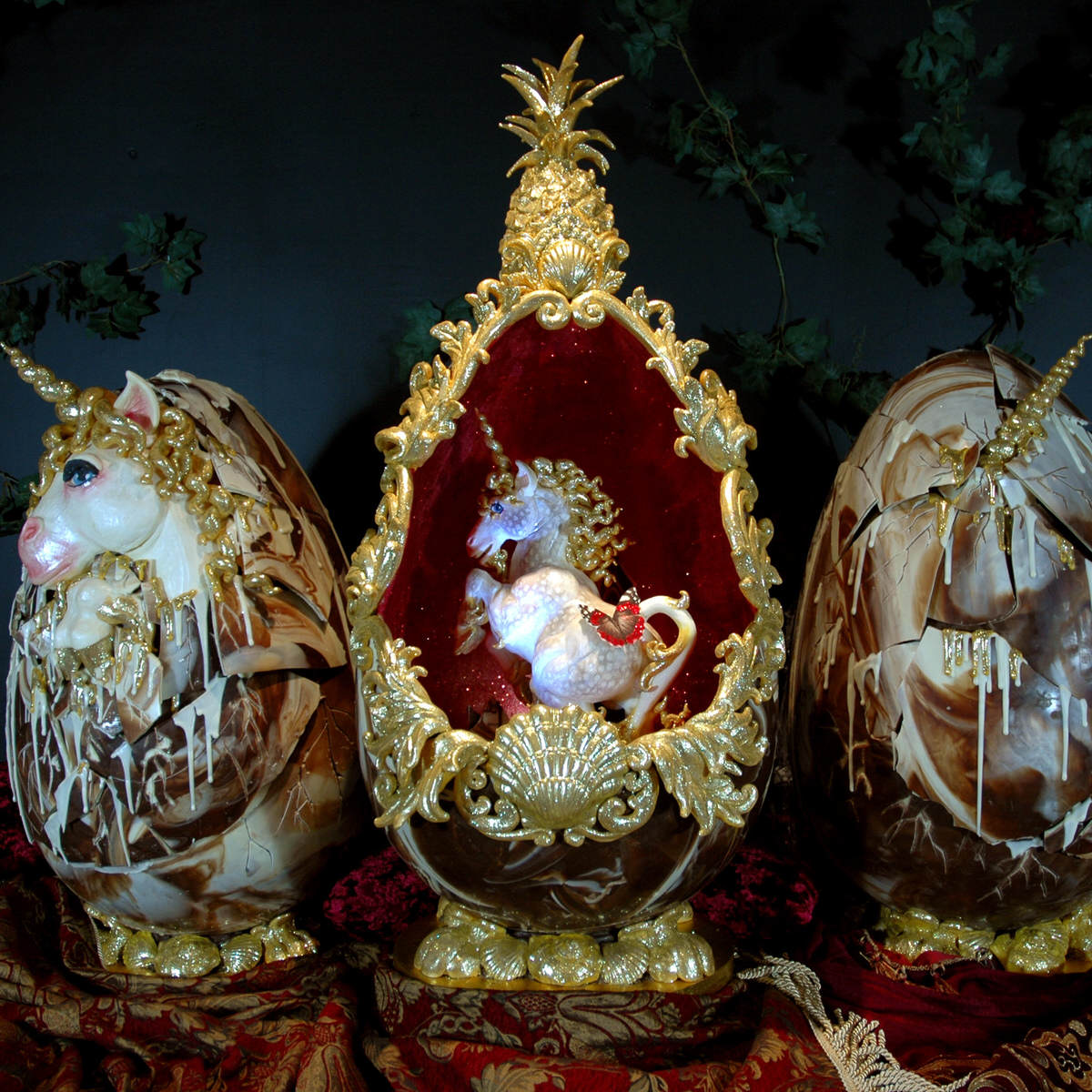 SWNS FABERGE EASTER 07 1 The Worlds Most Expensive Easter Eggs Are Absolutely Ridiculous