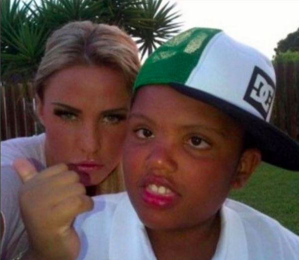 Katie Price Wants To Meet Online Trolls Who Abused Her Son Harvey Screen Shot 2016 03 11 at 10.18.04 3