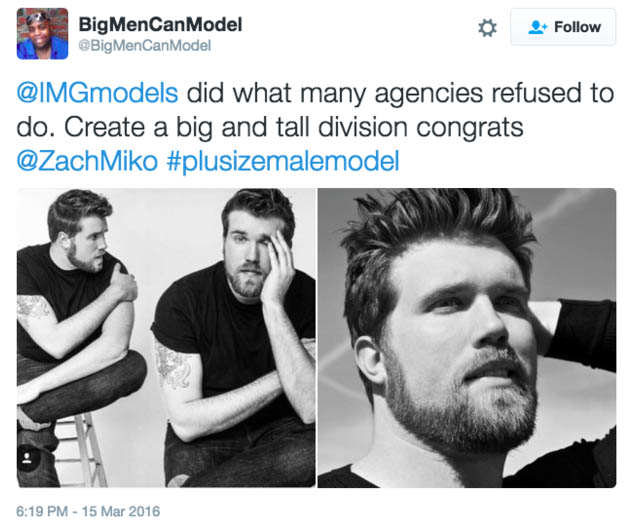 Screen Shot 2016 03 18 at 16.46.19 Meet The Plus Sized Male Model Making Waves In The Fashion Industry