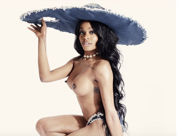 Screen Shot 2016 03 26 at 09.58.53 Azealia Banks Returns To Twitter, Reveals Nude Album Cover, Leaves Again
