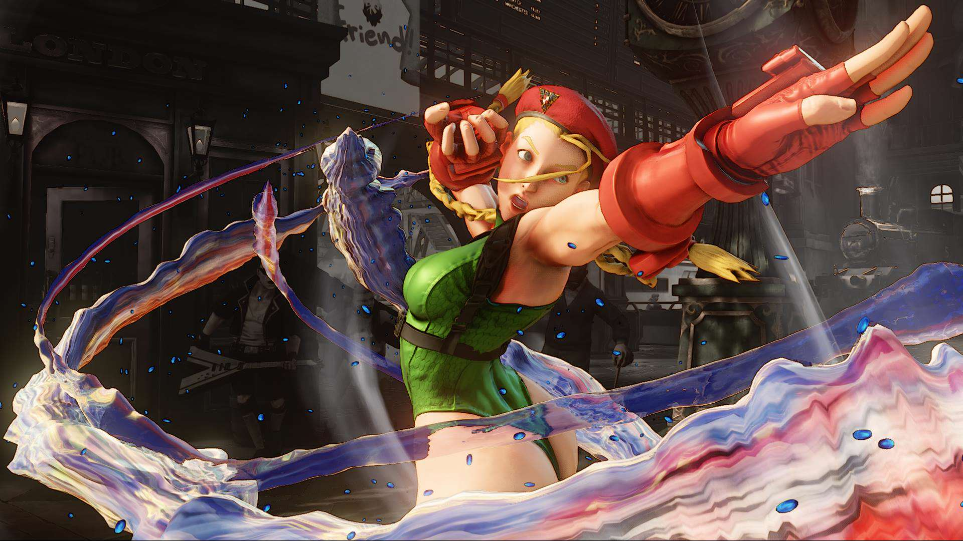 Street Fighter V Early Street Fighter V Designs Show Some Pretty Weird Fighters