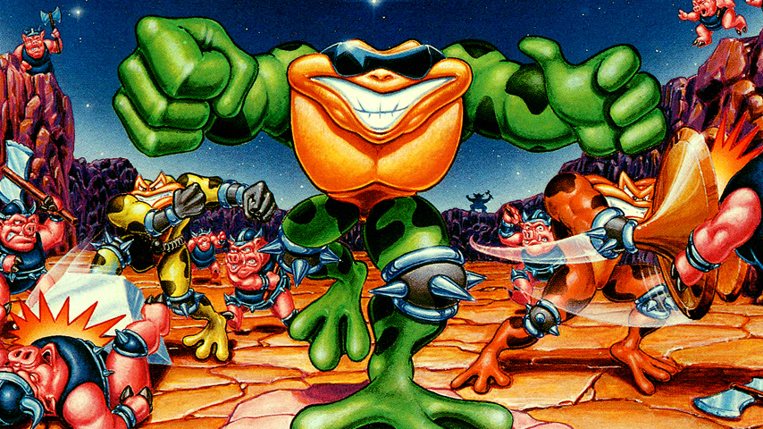 battletoads Five Of The Most Punishingly Hard Videogames Ever