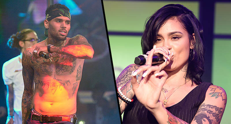 chris brown kehlani FB Chris Brown Slammed For Criticising Fellow Musicians Suicide Attempt
