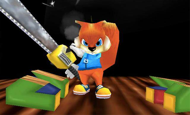 The Ten Best N64/PlayStation Era 3D Platformers conker s bad fur day was set up to fail 1112210