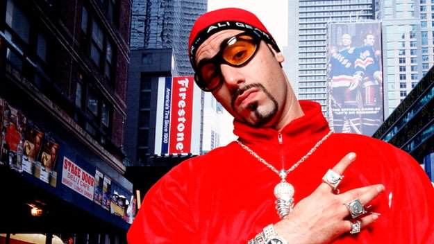 da ali g show 625x352 Ali G P*ssed Off The Academy With His Oscars Appearance
