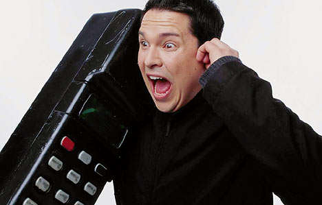 dom joly phone Theyve Figured Out How To Stop D*ckheads Using Phones In The Cinema