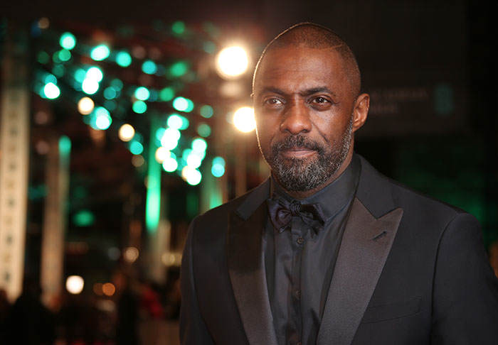 Idris Elba Is At Buckingham Palace Looking James Bond As F*ck elba1