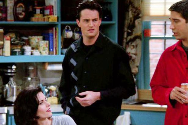 friends1 Friends Had A Blatant Continuity Error That Most People Missed