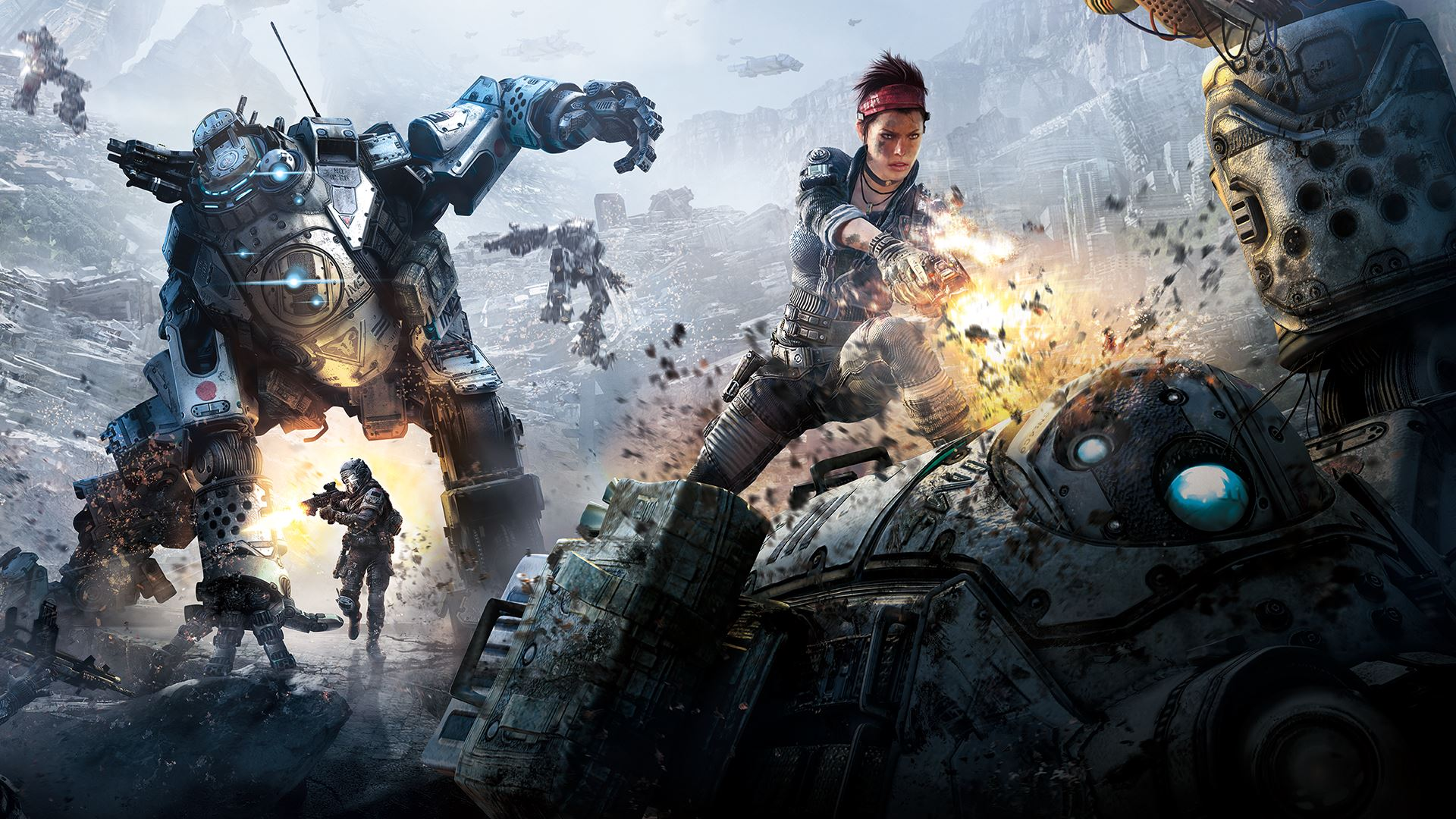 Titanfall Now Free On PC Through Origin Access image 5