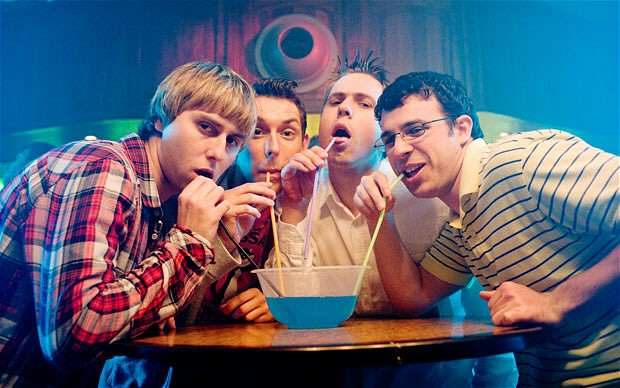 inbetweeners drink How To Survive As A Millenial And Live Off No Money