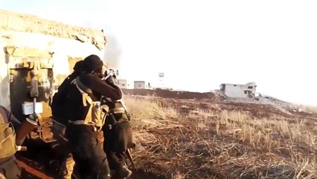 isis1 2 ISIS Fighter Captures His Own Death In Graphic Go Pro Footage