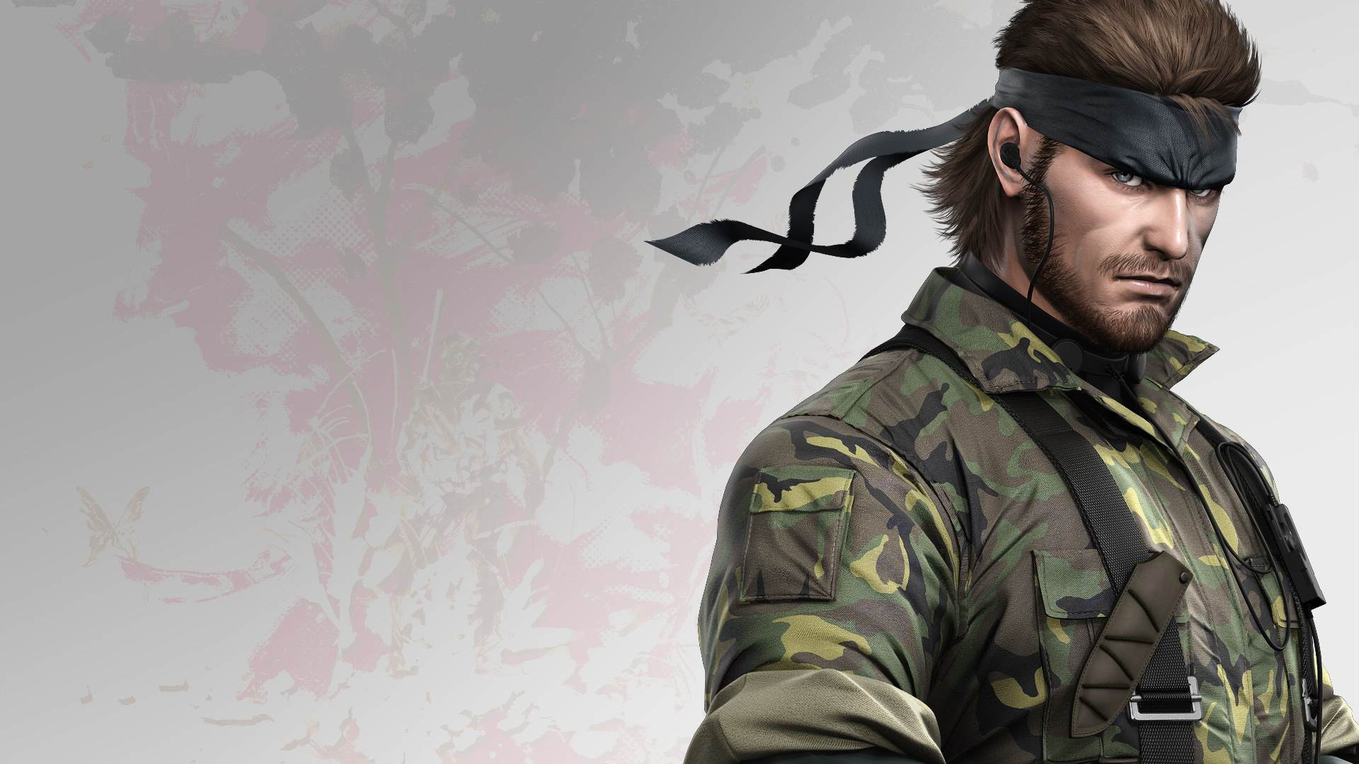 mgs snake  Iconic Metal Gear Solid Voice Actor Has No Love For Hideo Kojima