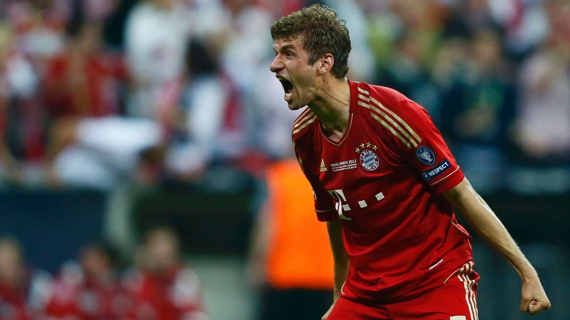 Bayern Munich Back From The Dead, Internet Goes Mental muller 101