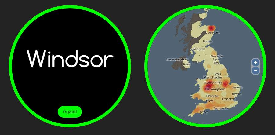 This Website Knows Where Youre From And How You Met Your Partner name windsor 1