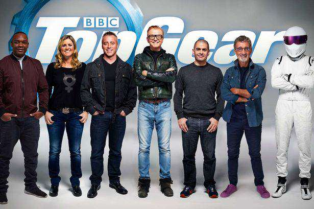 new top gear 1 1 Chris Evans Fires Shots At Former Top Gear Trio