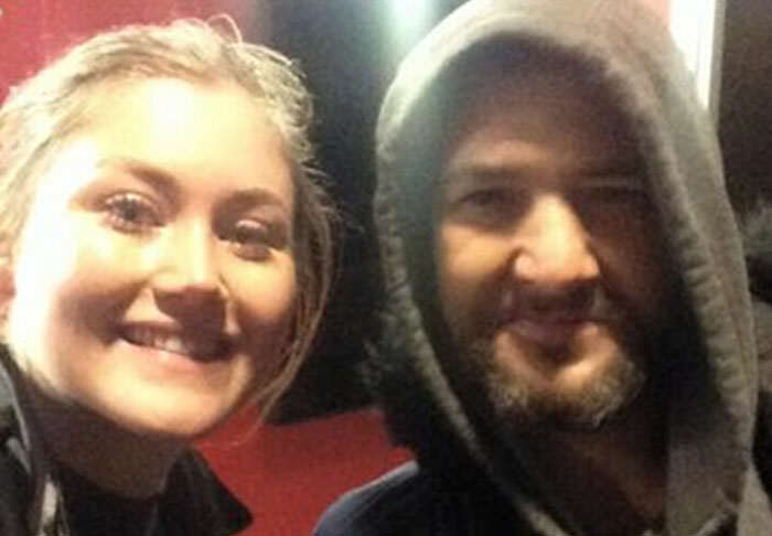nicole1 Story Of Homeless Mans Generous Act For Stranded Woman Goes Viral