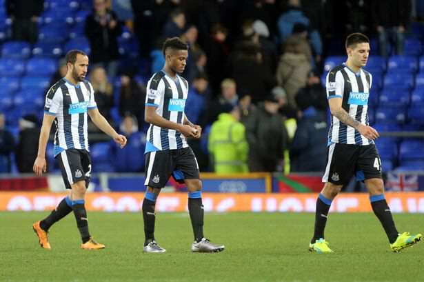 Five Things Benitez Needs To Improve To Save Newcastle nufc away form chronicle 1
