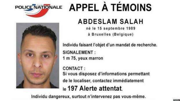 paris2 Heres How Police Found The Paris Attack Suspect, And Its Pretty Unusual