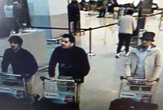 pg 6 brussels suspects 1 bfp BREAKING: Police Release Main Suspect Charged For Brussels Attacks