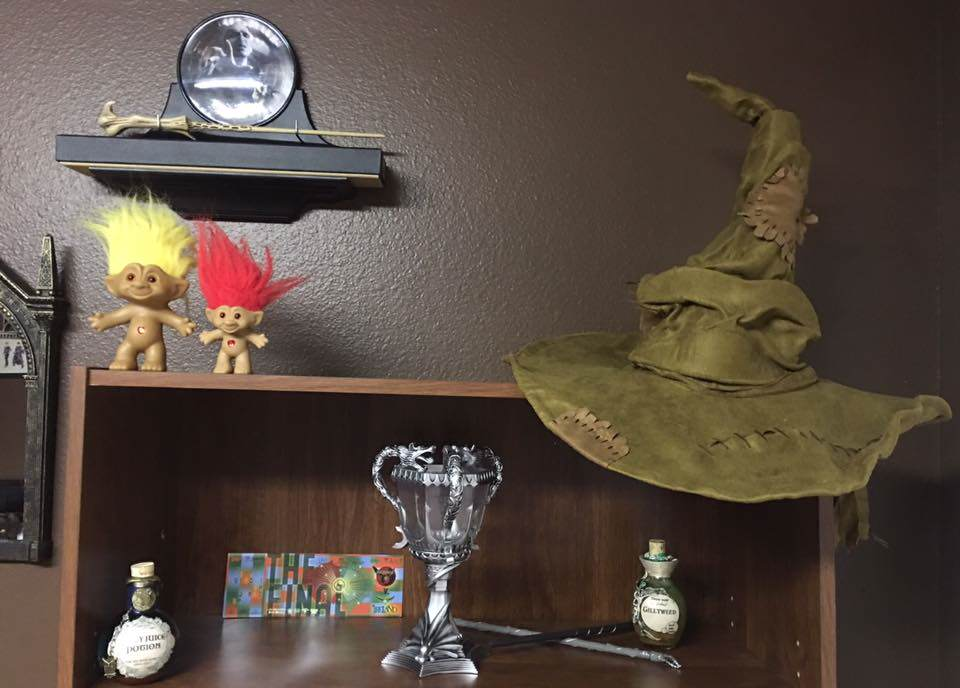 Parents Make Harry Potter Themed Nursery For Their Kid And Its Awesome potter10