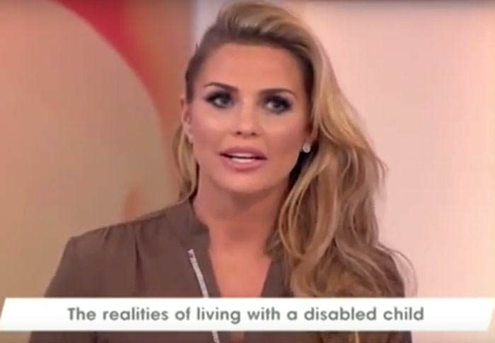price1 Katie Price Says Shed Have Aborted Harvey If She Knew He Was Disabled