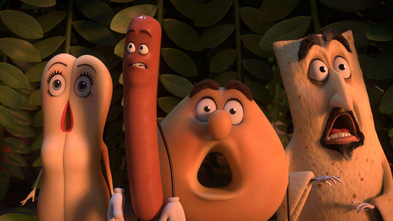 sausage party 2016 large cover The Trailer For Sausage Party Is Here And It Looks F*cking Unreal