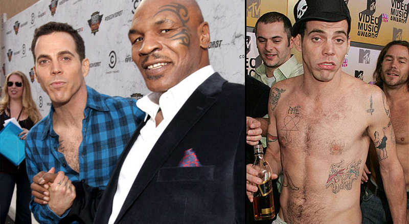 steve Steve O And Mike Tyson Once Went On A Wild Cocaine Session