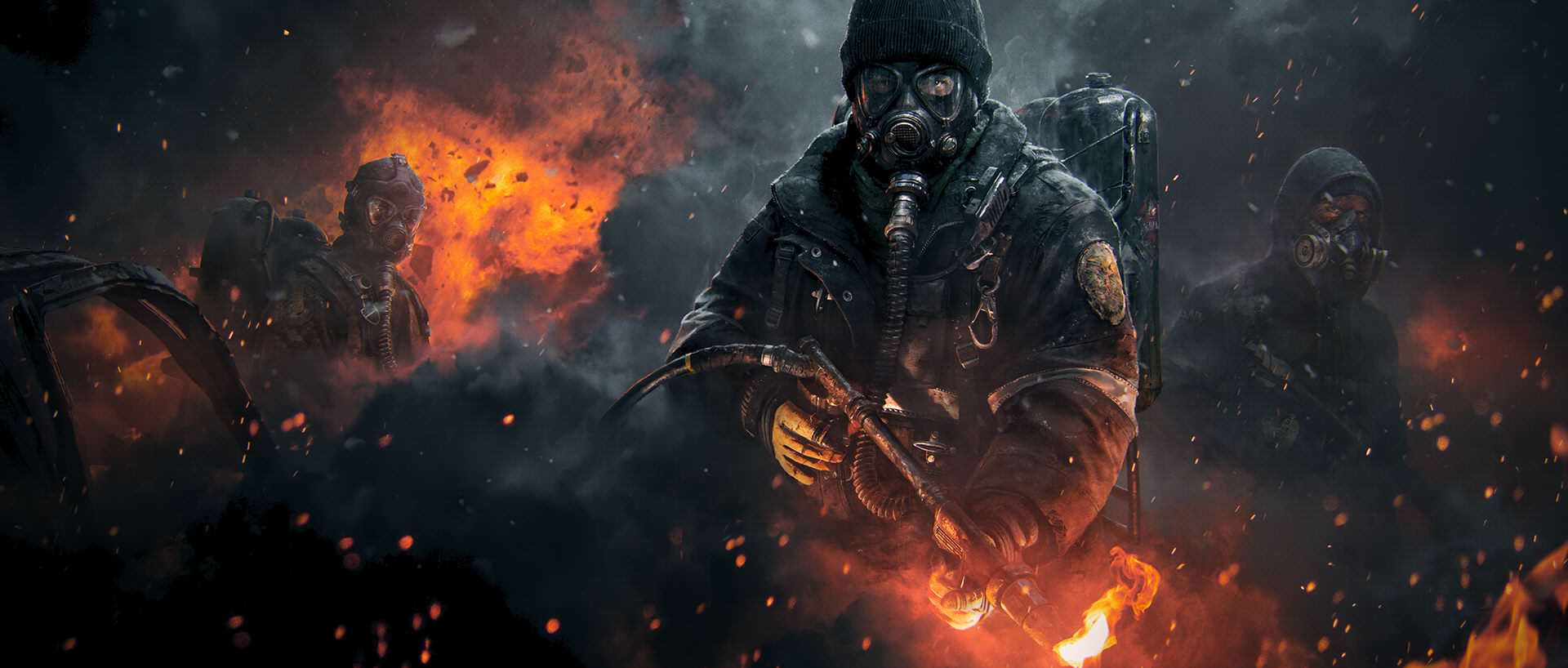 the division the cleaners artwork The Division Datamined To Reveal All Kinds Of New Info