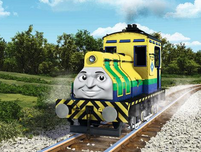 Daily Mail Readers In Meltdown Over Multicultural Thomas The Tank Engine thomasbrazil