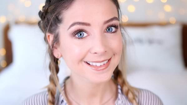 zoella2 YouTuber Zoellas Monthly Earnings Are Pretty Sickening