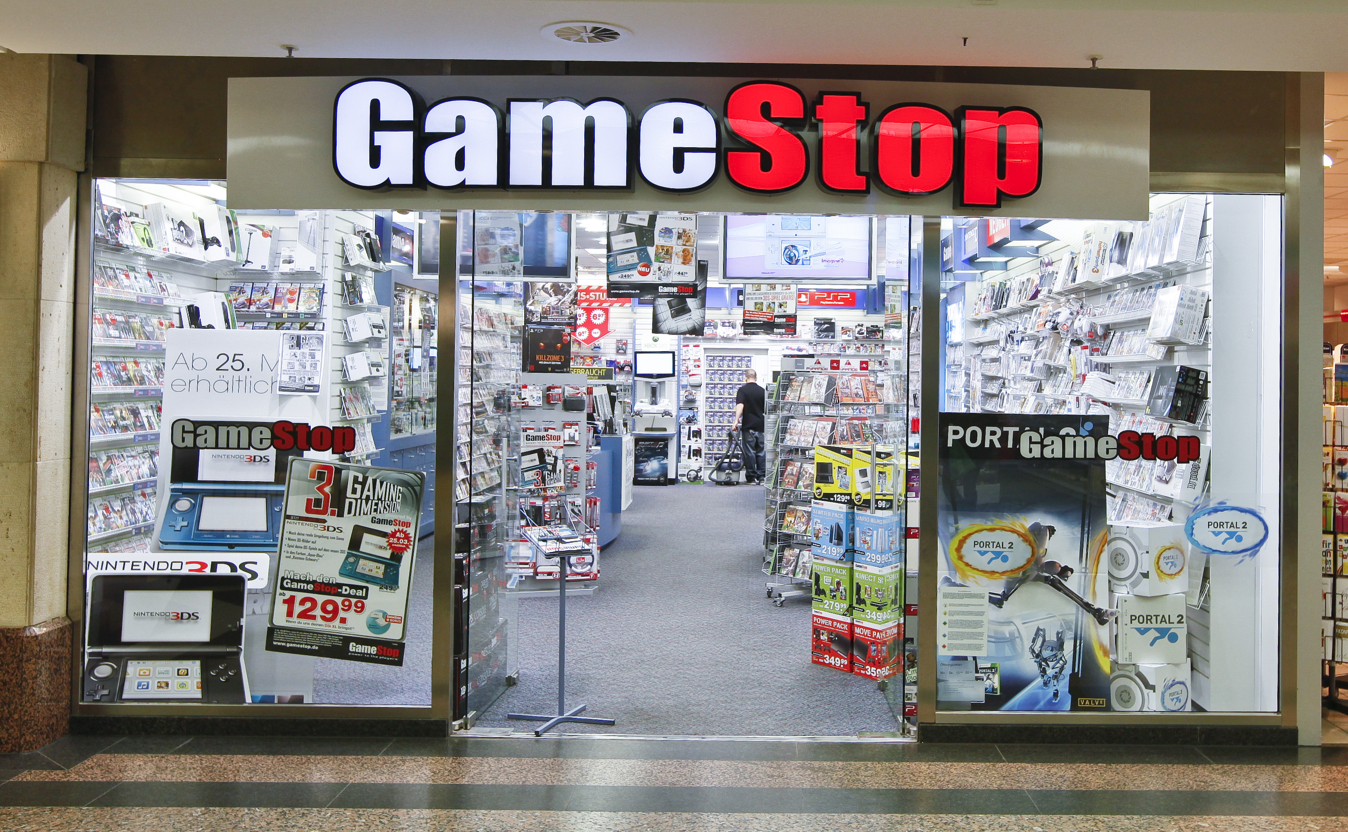 Gamestop used games for wii