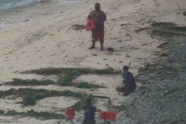 1460217586886 640x426 Castaways Rescued From Desert Island After Copying A Movie