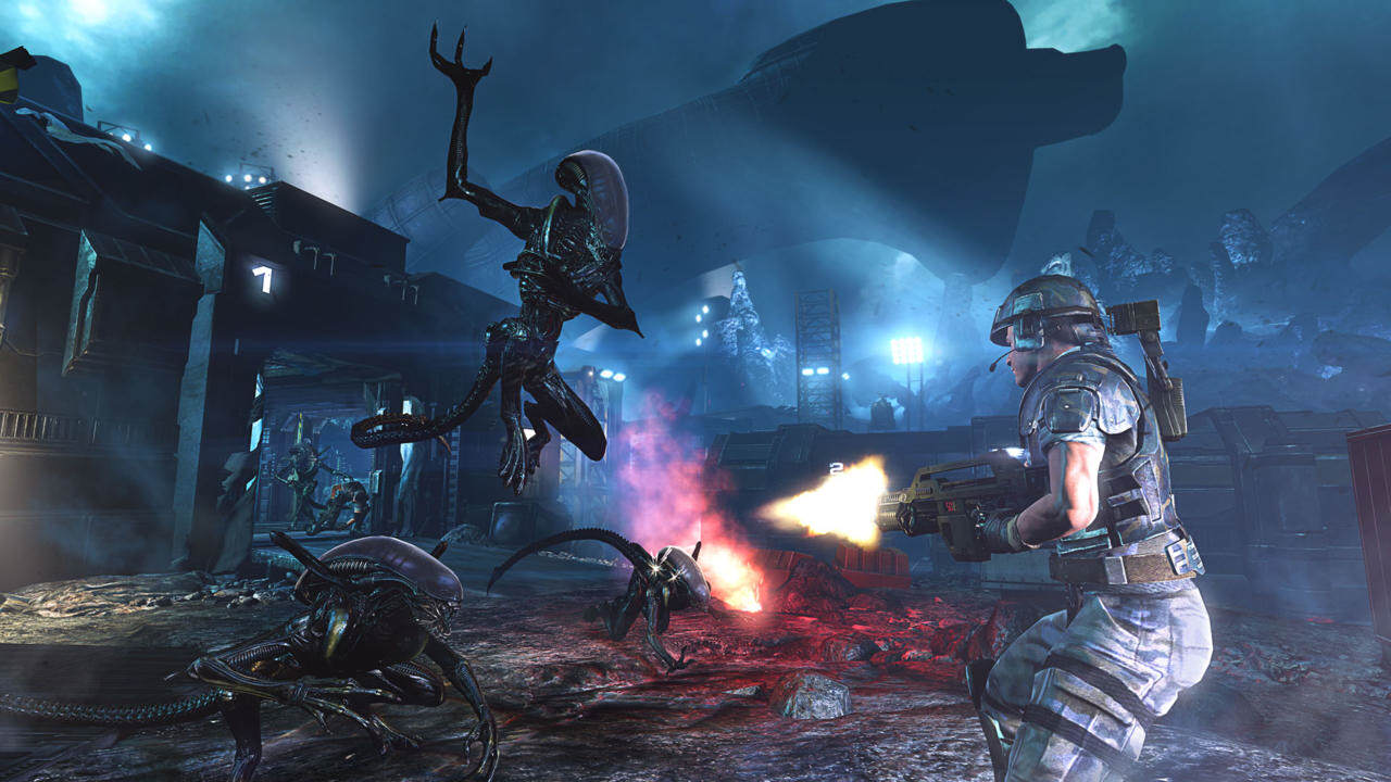 Fans Make Aliens: Colonial Marines Pretty Awesome With New Mod 2021889 937325 20121211 002