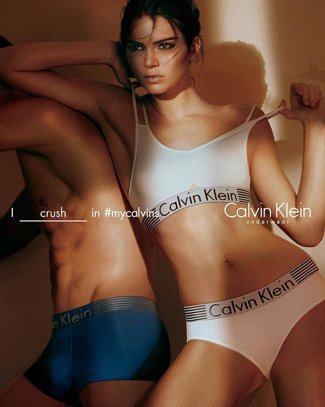 3158366200000578 0 image a 17 1455831459389 Blogger Recreates Kendall Jenner Underwear Ad For Powerful Reason