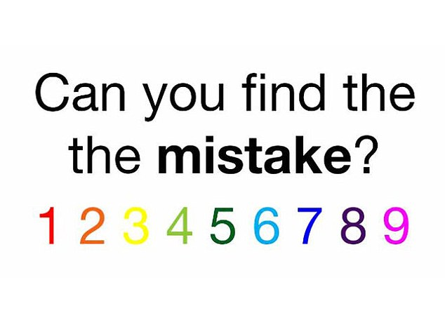 Are You Quick Enough To Spot The Mistake In This Puzzle? 339EEB3C00000578 0 image a 2 1461855289545