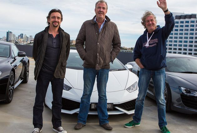 Jeremy Clarkson, Richard Hammond And James May Still Havent Named Their New Programme