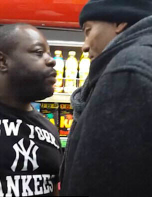 Shocking Moment Shopper Unleashes Racist Rant At Muslim Woman For Wearing Veil Angry 479901