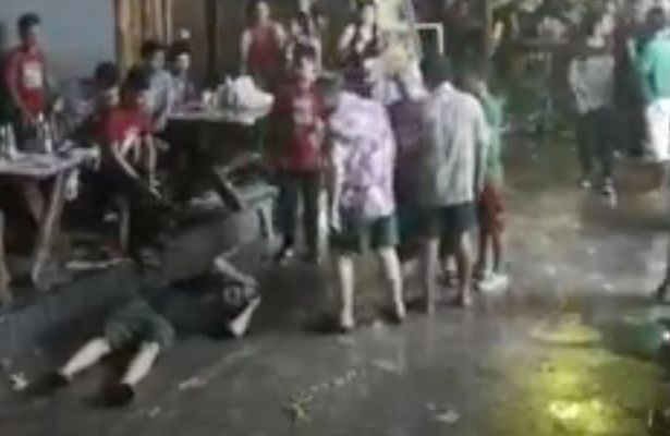 British family brutally assaulted in Hua Hin Thailand British Family Knocked Unconscious By Brutal Gang Attack In Thailand