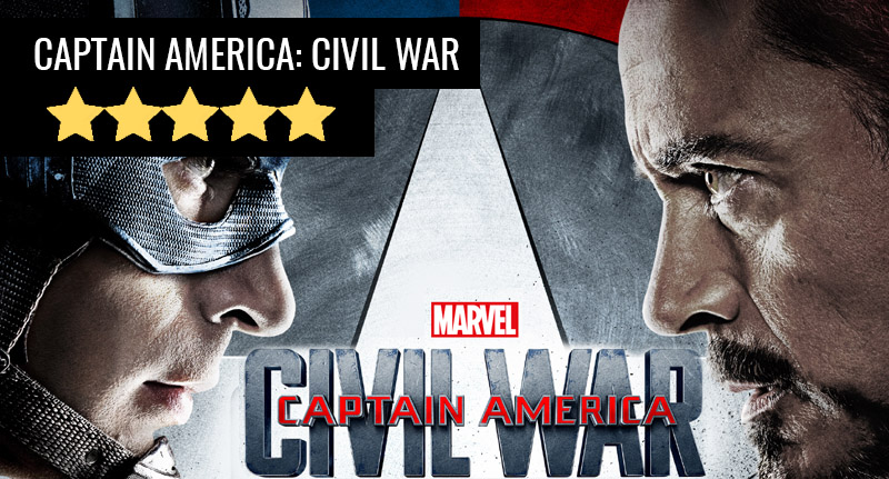Captain America Civilwar review thumb Our Spoiler Free Review Of Captain America: Civil War