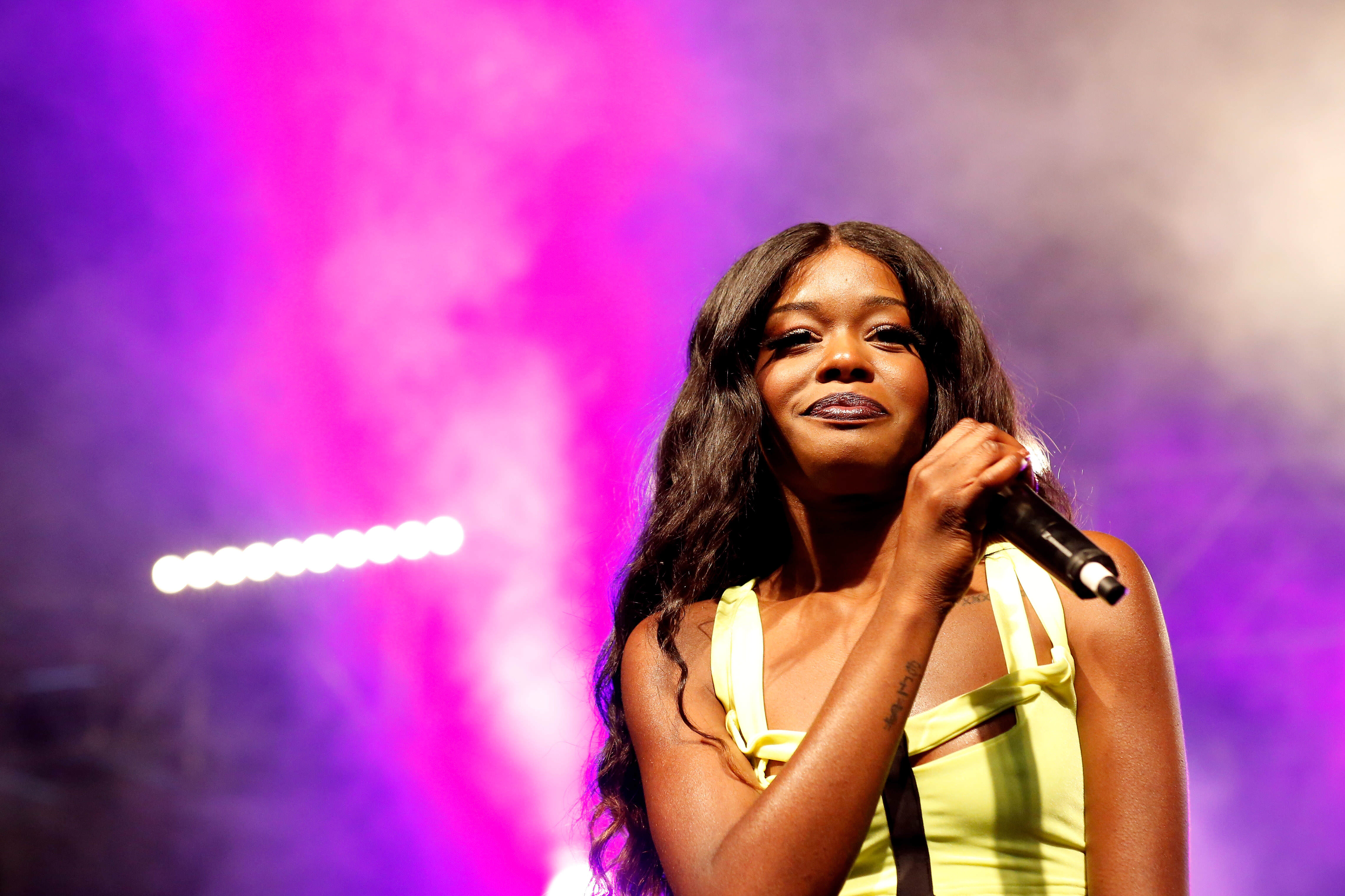 Azealia Banks Went Way Too Far In Disgusting Sarah Palin Twitter Rant GettyImages 150730546