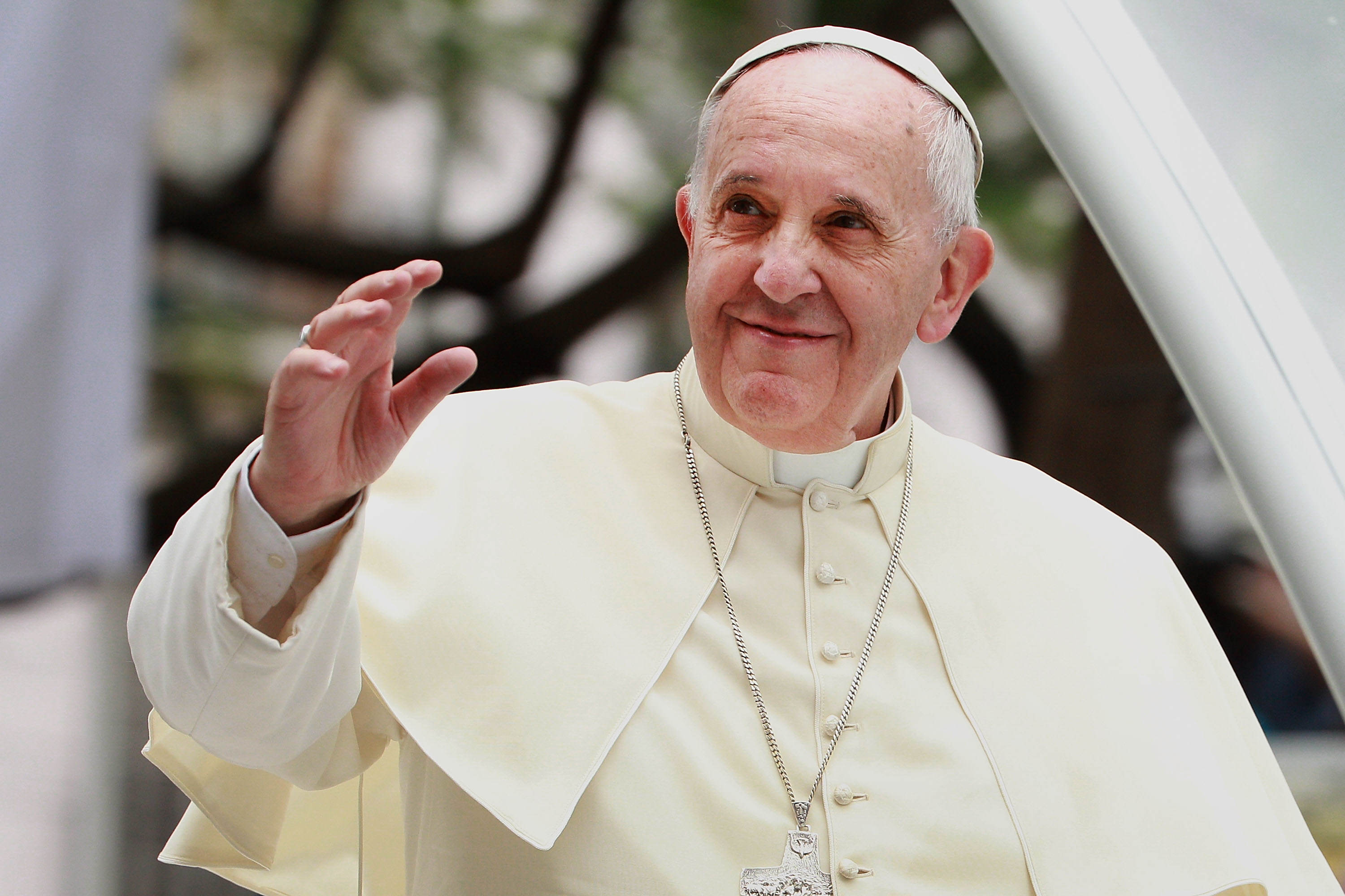 GettyImages 461608174 Pope Francis Just Made History With A Game Changing New Policy