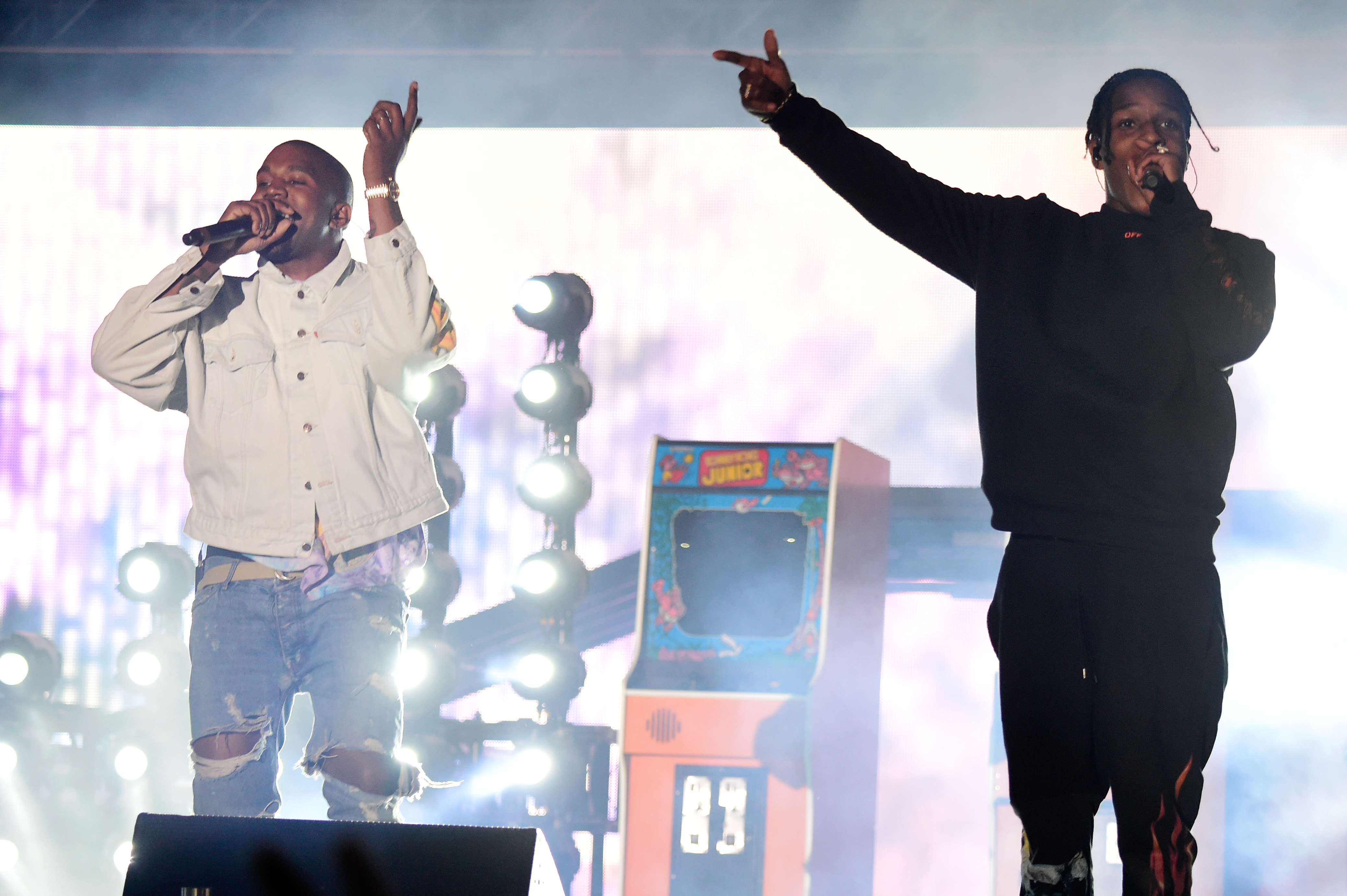 GettyImages 521484588 Kanye West Had Another Embarrassing Moment At Coachella