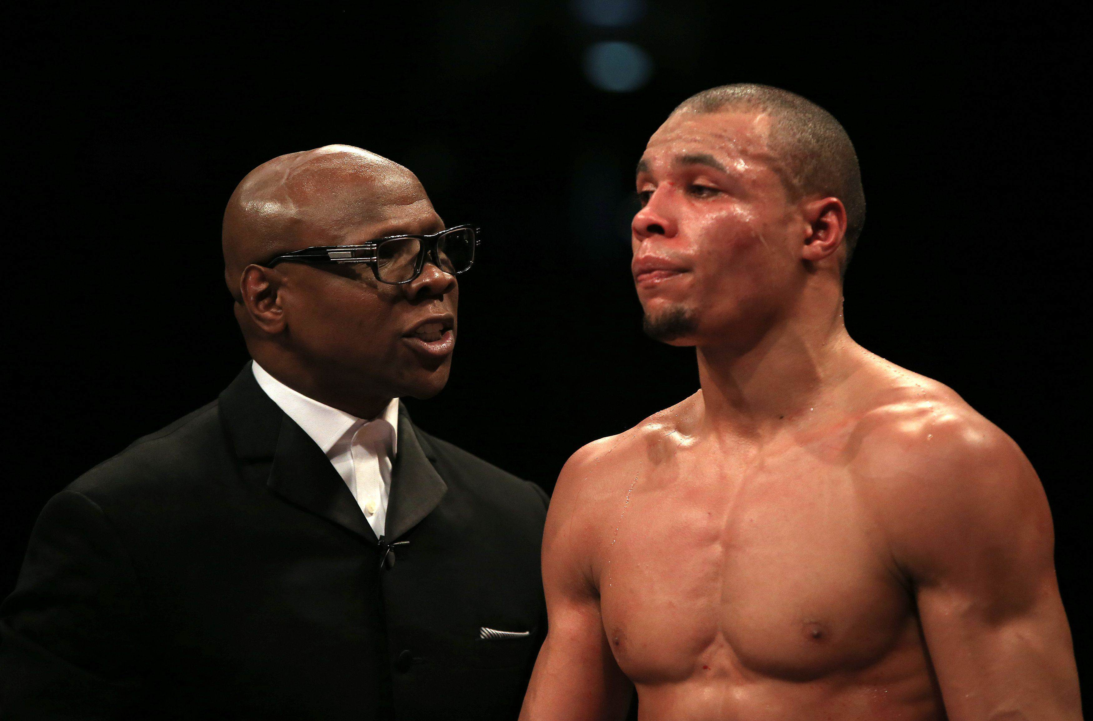 PA 25927446 Chris Eubank Jr. Hits Out At Channel 4 Interviewers Unfair Questions