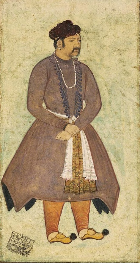 Portrait of Akbar by Manohar These Are The Top 10 Richest People Of All Time